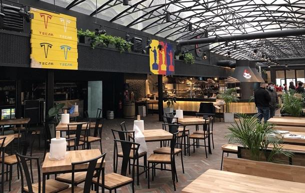 В Одессе открыли ресторан с  антироссийским  интерьером