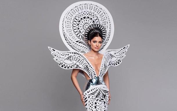 Мисс Украина Вселенная-2020 улетела на конкурс в США