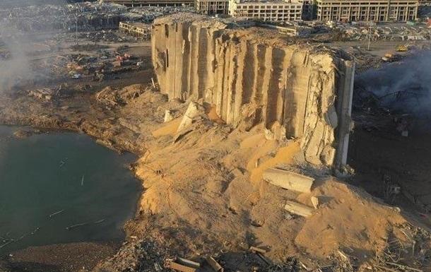 Взрыв в порту Бейрута: из Ливана вывезли опасные вещества