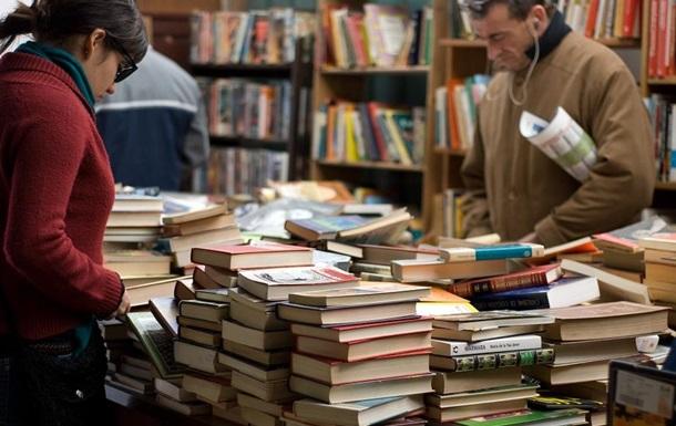 В Україні цьогоріч видали майже півмільйона книг і брошур
