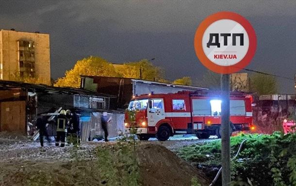 В приюте для животных в Киеве произошел пожар