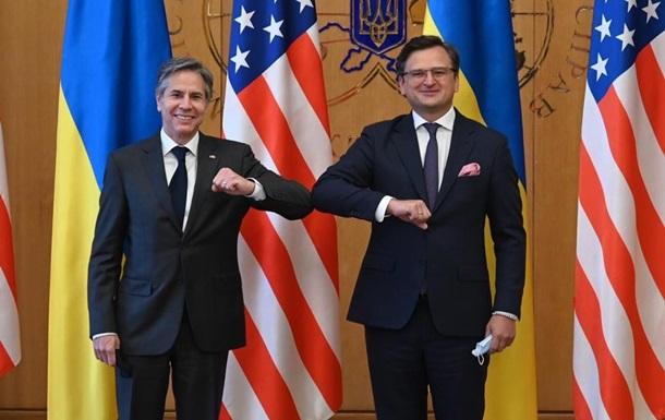 Украина попросит у США системы ПВО — Кулеба