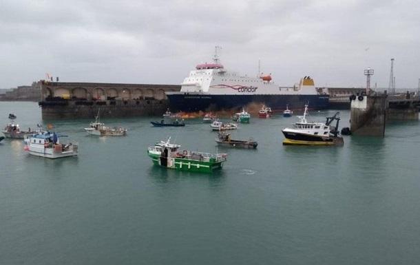 Британия отправляет корабли в Ла-Манш из-за спора о ловле рыбы