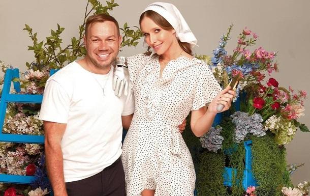 Андре Тан и Катя Осадчая представили совместную коллекцию одежды