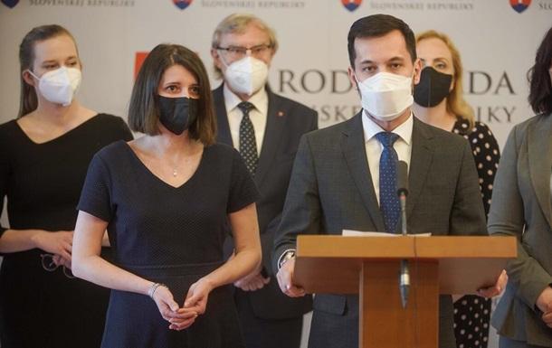 Віце-спікер парламенту Словаччини подав у відставку через порушення карантину