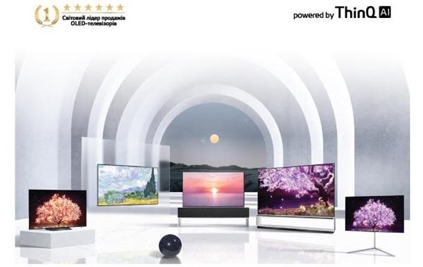 На межі між реальністю та телесвітом: чим вражає нова лінійка телевізорів LG 2021