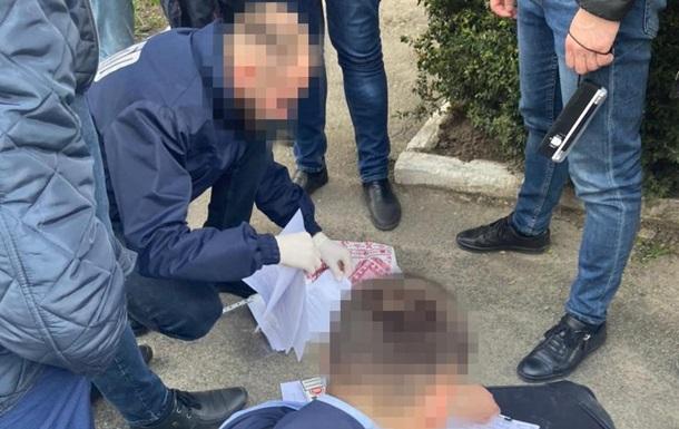 На Тернопольщине чиновника Госпродпотребслужбы задержали на взятке
