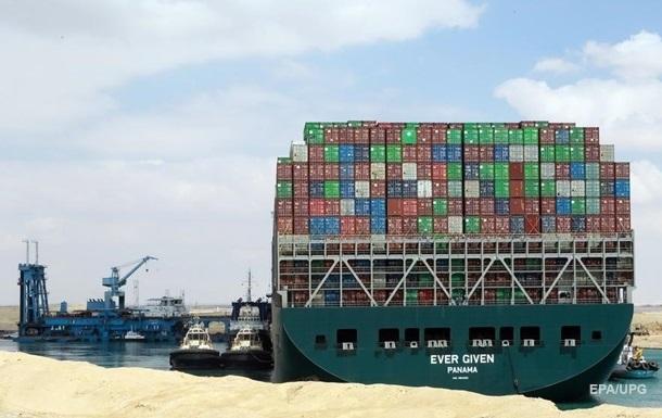 Морські перевезення в світі подорожчали до максимуму за десятиліття