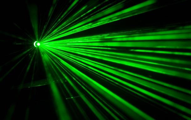 Создан рекордно мощный лазер