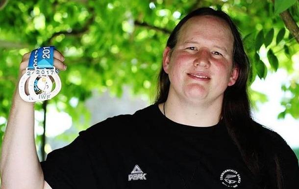 Тяжелоатлетка-трансгендер намерена участвовать в Играх-2020