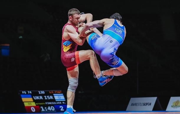 Украина добыла еще одну олимпийскую лицензию в вольной борьбе