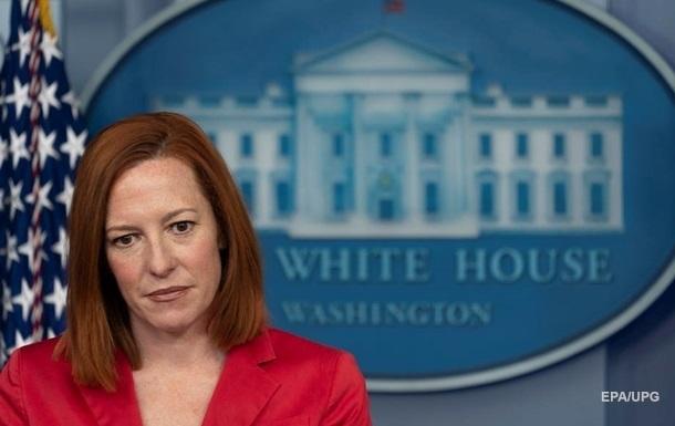Псаки намерена покинуть пост пресс-секретаря Белого дома