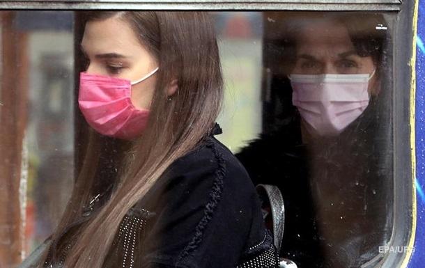 В Украине резко выросло число COVID-случаев