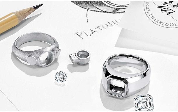 Tiffany представила первую коллекцию обручальных мужских колец