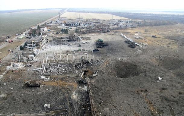 Завершено расследование по делу о взрывах на складах в Сватово