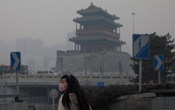 Китай за викидами в атмосферу обігнав всі розвинені країни разом узяті