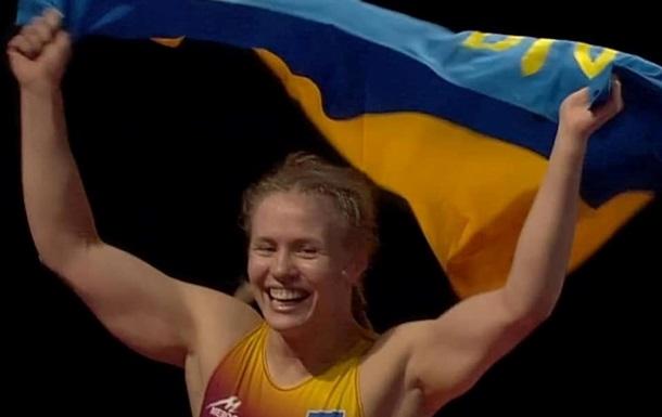 Украина на Олимпиаде в женской борьбе будет представлена в пяти категориях