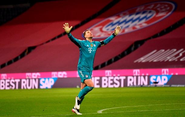 Бавария выиграла чемпионат Германии девятый раз подряд