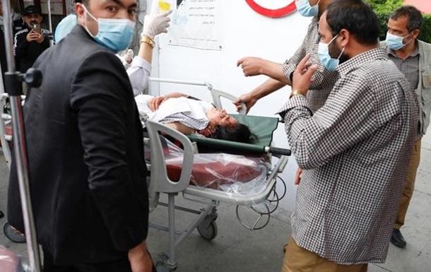 В результате взрыва в Кабуле погибли 55 человек, 150 получили ранения