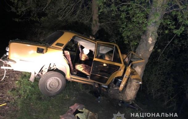 У страшній ДТП у Житомирській області загинули двоє людей