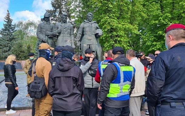 Полиция рассказала о нарушениях на День памяти