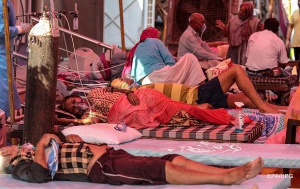 В Индии начинается эпидемия еще одного заболевания