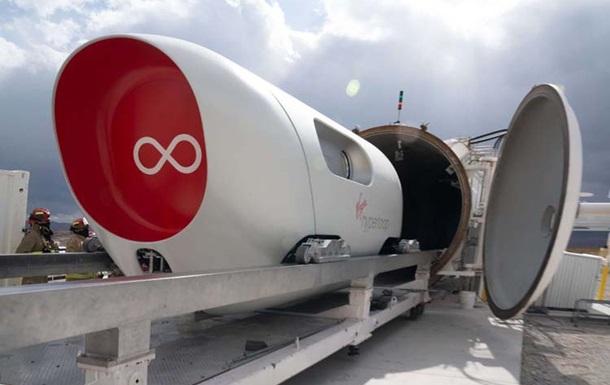 Hyperloop может запустить коммерческие перевозки в 2027