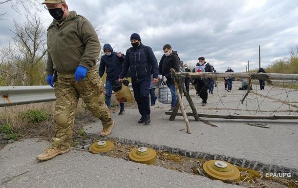 Обмен пленными на Донбассе: Киеву передали списки