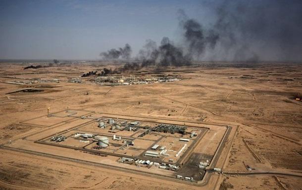 Пожар на нефтяном месторождении в Ираке ликвидирован