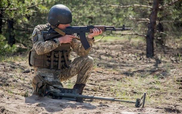 На Донбассе два обстрела, потерь нет