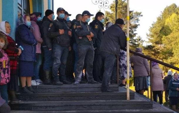 В УПЦ МП заявили про захоплення храму в Рівненській області