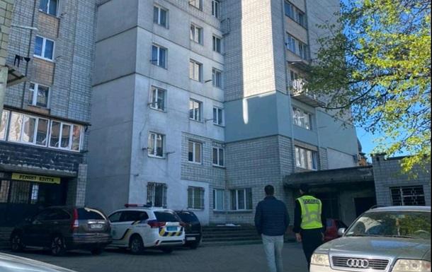 Во Львове двухлетняя девочка погибла при падении с восьмого этажа