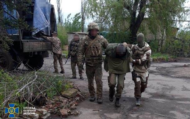 На Донбассе задержан разведчик сепаратистов – СБУ