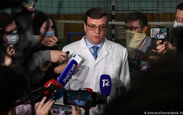 В РФ нашли пропавшего экс-главврача больницы, где лежал Навальный