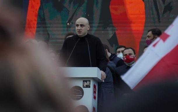 В Грузии суд освободил из-под стражи оппозиционера Мелию