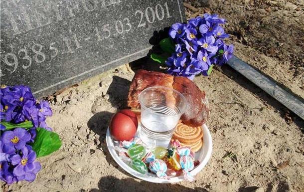 На Одесчине ребенок отравился водкой на кладбище