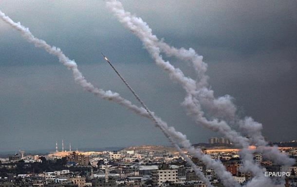 Сектор Газа запустил в Израиль семь ракет