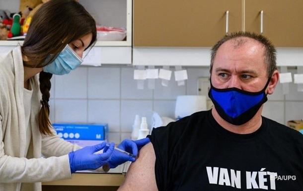 В Естонії незабаром почнуть вакцинувати всіх бажаючих
