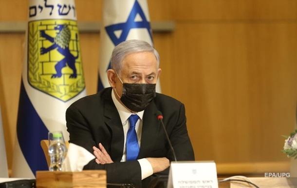 Израиль не оставит без ответа ракетные удары - Нетаньяху