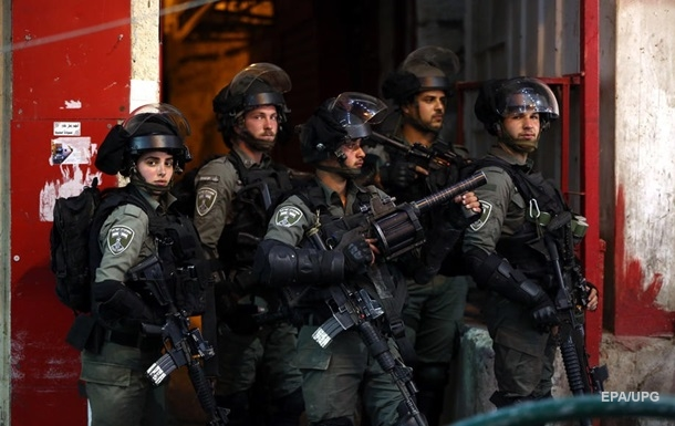 СМИ: Ізраильские военные покидают мечеть Аль-Акса