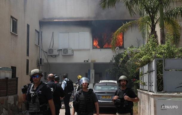 Обстрел Израиля: по двум городам выпущено 40 ракет, есть раненые