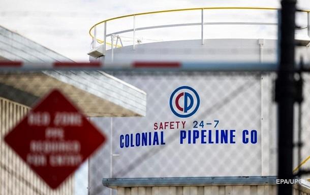 В США растут цены на бензин после кибератаки на Colonial Pipeline
