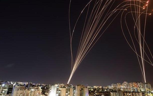 Сектор Газа возобновил обстрел Тель-Авива