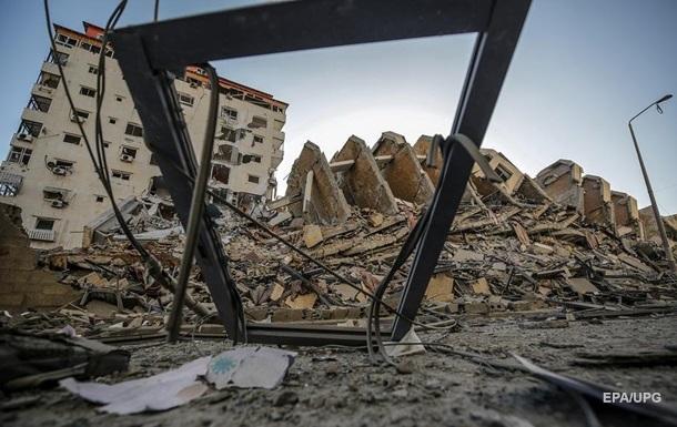Израиль нанес ответные авиаудары по сектору Газа