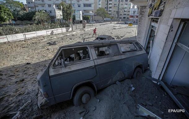В секторе Газа уточнили число жертв обстрелов со стороны Израиля