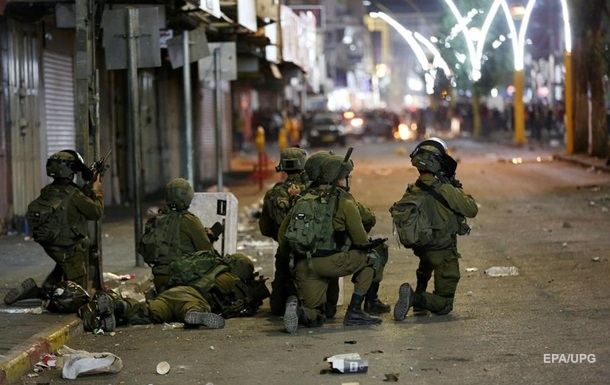 Израиль готовит наземную операцию в секторе Газа