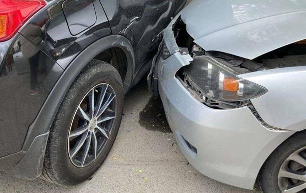 В Днепре водитель скончался за рулем, спровоцировав ДТП