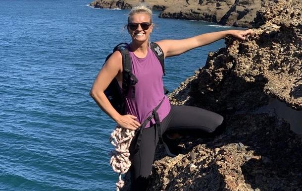 Впервые в истории: австралийка выпрыгнула с воздушного шара в воду