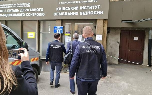 В прокуратуре ответили Кличко по поводу обысков