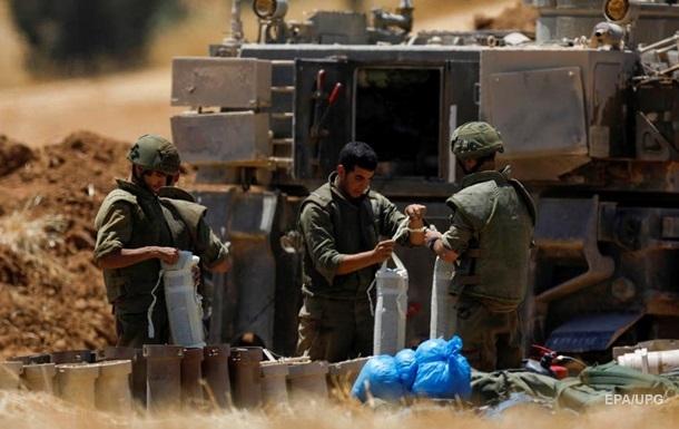 Израиль снова призывает тысячи резервистов